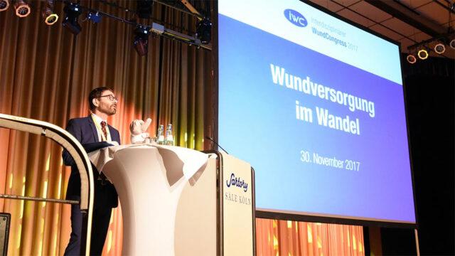 Interdisziplinärer WundCongress 2017 erfolgreich zu Ende gegangen