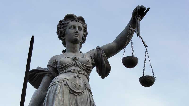 Justizia, auch bei der Betreuung wichtig
